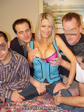 Gangbang west starr coast emma